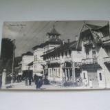 C.P.VEDERE DIN BORSEC R.P.R - Carti Postale Romania dupa 1918, Circulata