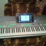 Orga Yamaha Tyros 2, stare foarte buna cu tot cu program