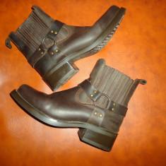 Wrangler boots - Ghete barbati Wrangler, Marime: 44, Culoare: Din imagine