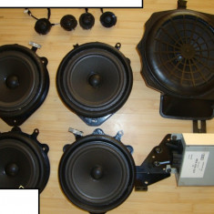 Amplificator auto - Sistem BOSE AUDI A *