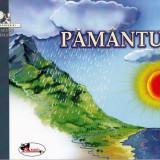 PAMANTUL de VIORICA PREDA si LUMINITA VOLINTIRU ED. ARAMIS - Carte educativa
