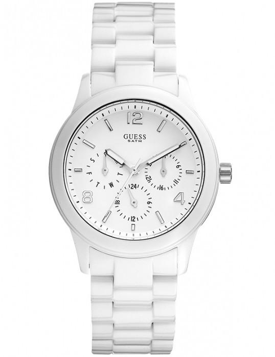 Часы наручные женские Guess, часы Guess белые GUESS ONLINE Женские наручные часы Guess можно подобрать под любую пору