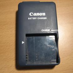 Incarcator Aparat Foto - Incarcator alimentator original Canon model CB-2LVE 4.2 V si 0.65 A pentru NB-4L