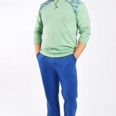 PIJAMA SOFIA MAN BARBATI - Pijamale barbati, Marime: 54, Culoare: Verde, Verde