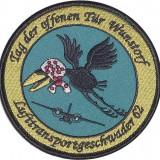 -Ecuson Geaca Aviatie Pilot-Escadrila LTG 62-Gemania-Open Day Wunstorf 1996-Original-Colectie Personala-Nefolosit-Editie Limitata-