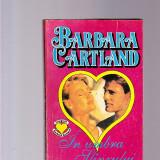 BARBARA CARTLAND -IN UNBRA SFINXULUI - Carte de aventura