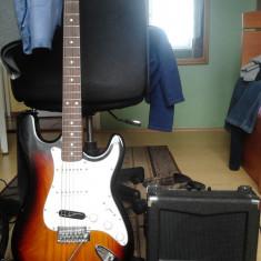 Chitara electrica - Fender squier copie