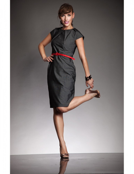 Платье для офиса