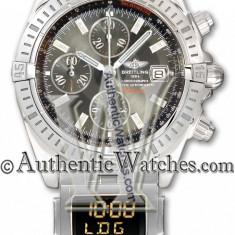 Ceas Braitling Cronograf Cronometer Automatic - Ceas barbatesc Breitling, Lux - elegant, Mecanic-Automatic, Inox, Alarma