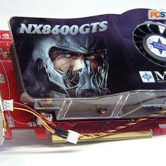 Placa video nVidia NX8600 Series - Placa video PC Msi, PCI, 256 MB