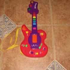 CHITARA JUCARIE MUZICALA - Instrumente muzicale copii