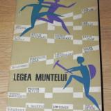 LEGEA MUNTELUI. SCHITE SI NUVELE SPORTIVE - Manual scolar