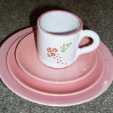 Set / serviciu mic dejun - portelan Bavaria