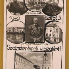 SATU MARE 1940 IREDENTISTA