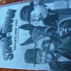 Stan si Bran - Departe spre Vest - vol. 2 - Film comedie, DVD, Romana