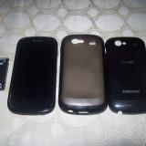 Telefon Samsung - Telefonul este nou, nu se aprinde dar se poate folosi orice piesa(touchscreen, fete, acumulator+husa protectie)