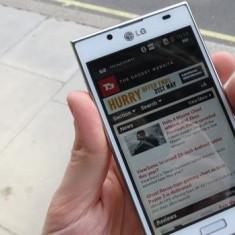 Telefon mobil LG Optimus L7, Neblocat - Lg optimus L7 Schimb cu iPhone 4