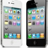 iPhone 4 neverlocked, negru putin zgariat