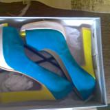 Pantofi dama - Pantof dama, Marime: 38