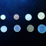Monede Romania set - 12 bucati - rare - ORIGINALE - Moneda Romania