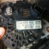 VW Caddy Alternator 2.0 SDi cod 06F 903023 E - Alternator auto