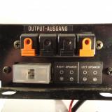 Amplificator auto marca FISHER - Amplificator audio, 0-40W