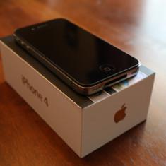 VAND iPhone 4 Apple codat Orange, Negru, 16GB