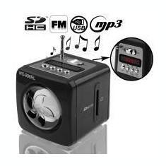 Aparat radio - MINI BOXA MP3 CU RADIO-AFISAJ LCD CU SLOT USB/CARD SI ACUMULATOR NOKIA BL-5C