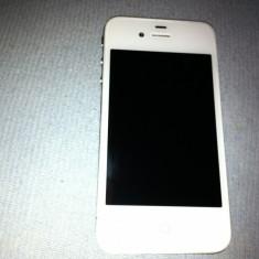 iPhone 4s Apple 16GB, Alb, Neblocat