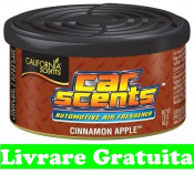 Odorizante auto California Car Scents odorizant Chinamon Apple foto