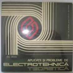 Carti Electrotehnica - Aplicatii si probleme de electrotehnica teoretica- Paul Cristea