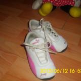 Adidasi copii Puma, Fete, Marime: 24, Alb - ADIDASI PUMA F FRUMOSI, 7 UK, 24-25, ORIGINALI