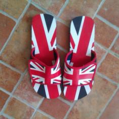 Vand papuci de plaja marca Propeller - Papuci barbati, Marime: 44, Culoare: Multicolor, Multicolor