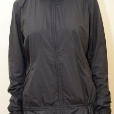 Jacheta dama PUMA LIGHTWEIGHT Running, ORIGINALA, nylon, negru, marimi: numai XL - LICHIDARE STOC