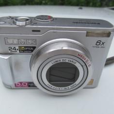 Aparat Foto compact Panasonic, 5 Mpx, 6x - Aparat foto digital Panasonic
