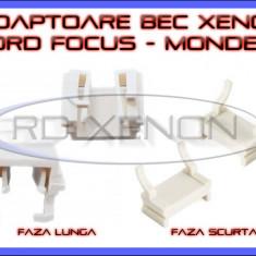 Bec xenon auto ZDM - ADAPTOR - ADAPTOARE BEC XENON H7 FORD FOCUS, MONDEO - FAZA SCURTA, FAZA LUNGA