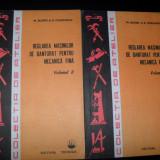 Carte tehnica - Indrumator pentru tehnologia stantarii si matritarii la rece - Gh.Hecht, I.Irimie - 2 volume