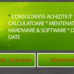 Data Center - Configurare DVR pt. accesare prin internet de pe PC, telefon, tableta. Ofer garantie, seriozitate si profesionalism!