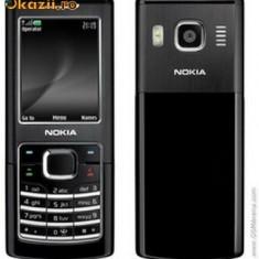 Vand Carcasa Nokia 6500 Classic Clasic Noua Completa Metalica Neagra Negru Black