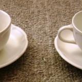 Set / serviciu - ceai / cafea - portelan Thailand
