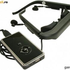 Mp4 playere - Cititor MP3 - MP4, cu monitor in ochelari /4562