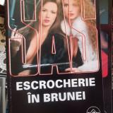 SS-ESCROCHERIE IN BRUNEI - Carte de aventura