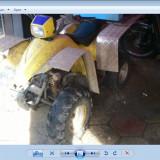 ATV Linhai Jocker 50, 4 timpi, CIV, inmatriculat, perfect functional, aparatori noroi aditionale