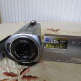 Camera video sony dcr-sr82, Hard Disk, sub 3 Mpx, CMOS, 2 - 3