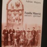 FAMILIA MINOVICI UNIVERS SPIRITUAL - ADRIAN MAJURU - Carte de aventura