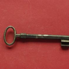 Cheie veche pentru usa - model deosebit !!! - Metal/Fonta