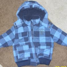 Geaca de primavara baietel, 2-3 ani, 98-104 cm, de la TAKO, DOPO DOPO BOYS!, Culoare: Albastru, Albastru