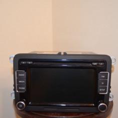 Sistem audio original RCD 510 VW 2011 - card(max.32Gb),mp3, magazie 6CD
