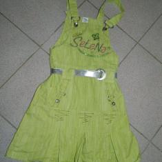 Rochita/rochie pentru fetite, cu curea, marimea 10- 12 ani, foarte draguta, REDUSA ACUM!