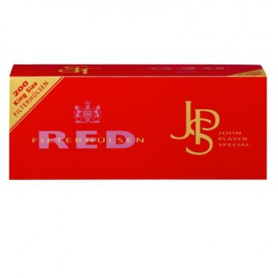 TUBURI TIGARI JOHN PLAYER SPECIAL  RED 5 x 200 - 1000 tuburi foto